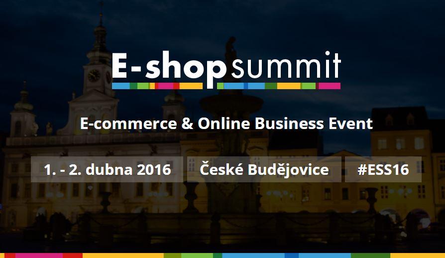Přichází E-shop summit 2016